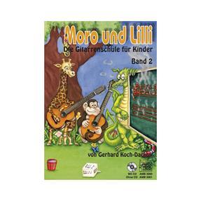 Acoustic Music Books Moro und Lilli Band 2