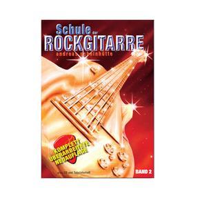 Heros Musikverlag Schule der Rockgitarre 2 mit CD