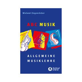 Breitkopf Verlag ABC Musik - AllgemeineMusiklehre