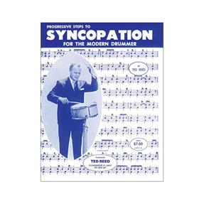 Alfred Publishing Syncopation for the modern Drummer