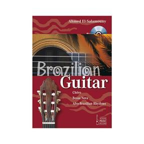 Acoustic Music Books Brazilian Guitar mit CD