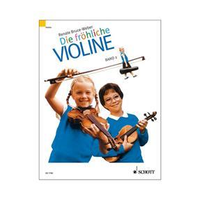 Schott Verlag Die Fröhliche Violine Band 2