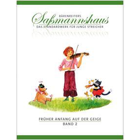 Bärenreiter Früher Anfang auf der Geige 2