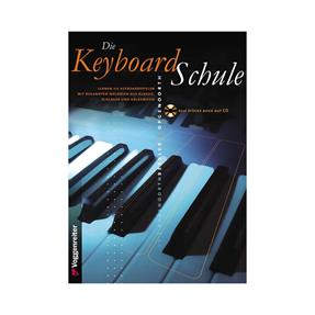 Voggenreiter Die Keyboard Schule mit CD