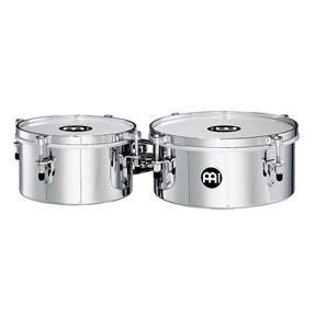 "Meinl MIT810CH Mini Drummer Timbales Set  8"" +10"""