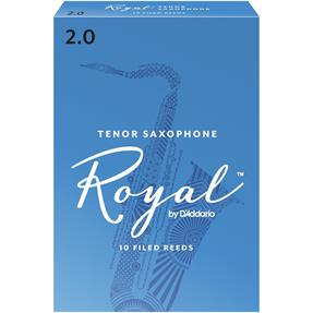 D'addario Woodwinds Royal 2,0 Tenorsaxophon