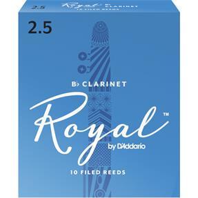 D'addario Woodwinds Royal 2,5 Bb- Klarinette
