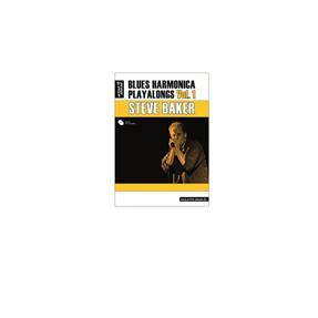 Artist Ahead Verlag Blues Harmonica Playalongs Vol. 1