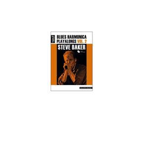 Artist Ahead Verlag Blues Harmonica Playalongs Vol. 2