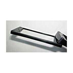 Göldo PU Rahmen flach, Black