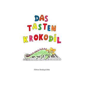 Breitkopf Verlag Das Tastenkrokodil