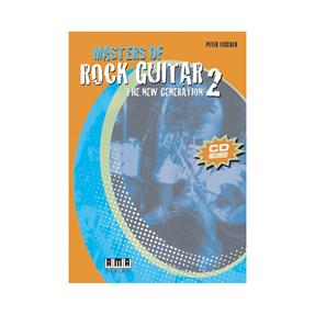 AMA Masters of Rockguitar Band 2 mit CD
