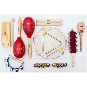 Justin Percussion Set 3 JPPS3 14-teilig