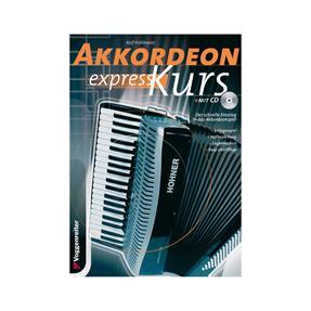Voggenreiter Akkordeon Express Kurs mit CD