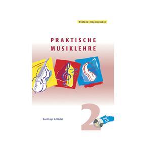 Breitkopf Verlag Praktische Musiklehre 2