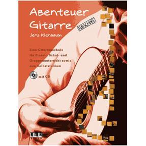 AMA Abenteuer Gitarre mit CD