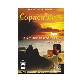 Acoustic Music Books Copacabana mit CD