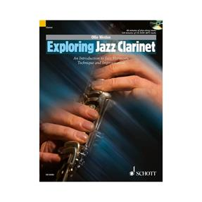 Schott Verlag Exploring Jazz Clarinet