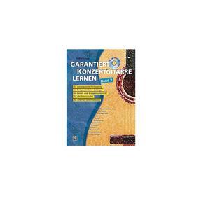 Alfred Publishing Garantiert Konzertgitarre lernen 2