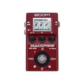 Zoom MS-60B MultiStomp Bass