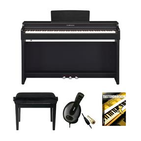 Yamaha CLP-625B Digitalpiano Bundle