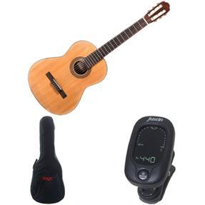 Garcia Klassik Gitarre Bundle