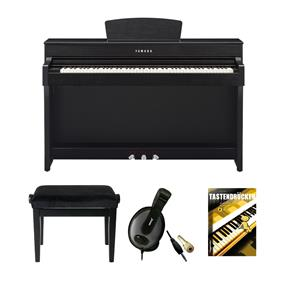 Yamaha CLP-635B Digitalpiano Bundle