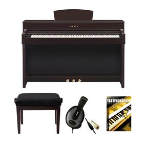 Yamaha CLP-635R Digitalpiano Bundle
