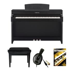 Yamaha CLP-645B Digitalpiano Bundle