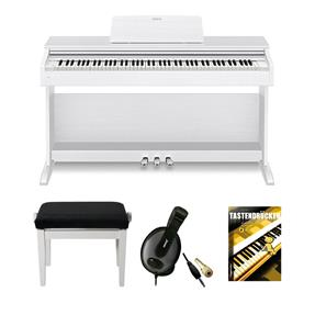 Casio AP-270 WE Digitalpiano Bundle