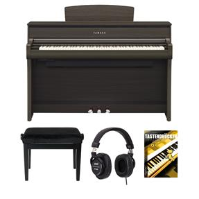 Yamaha CLP-675DW Digitalpiano Bundle
