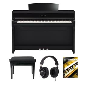 Yamaha CLP-675PE Digitalpiano Bundle