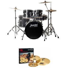 Justin Studio Series 20'' Bundle inkl. HCS Beckenset