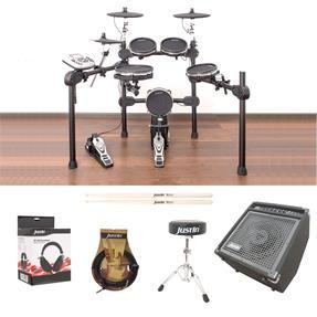 Justin JED700 E-Drum Pro Bundle komplett Set