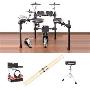 Justin JED700 E-Drum Bundle komplett Set