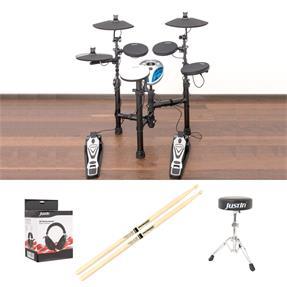 Justin JED300 E-Drum Bundle komplett Set