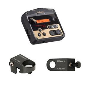 Roland TM-2 Trigger Modul Bundle inkl. 2 Trigger