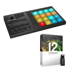 Native Instruments Maschine Mikro MK3 Bundle