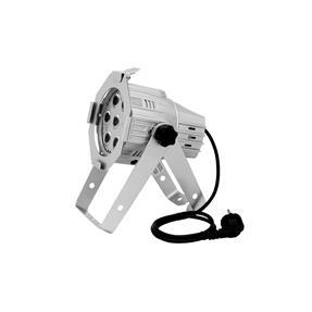 Eurolite LED ML-30 QCL 7x8W Silber