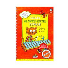 Hage Musikverlag Lilli's Glockenspielschule