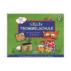 Hage Musikverlag Lilli's Trommelschule