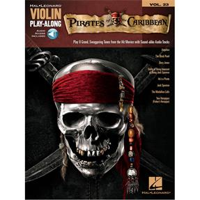 Hal Leonard Pirates of the Caribbean Vol. 23