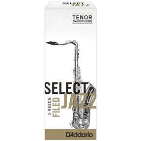 D'addario Woodwinds Select Jazz 2H Tenorsaxophon
