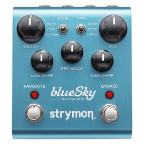 Strymon Blue Sky Reverbarator