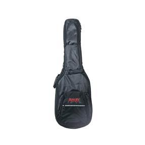 Justin Gigbag E-Bass Premium, schwarz