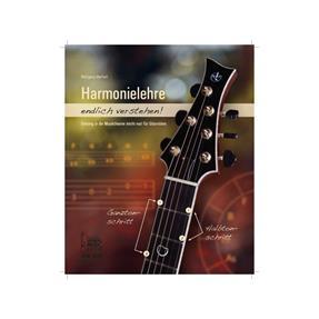 Acoustic Music Books Harmonielehre endlich verstehen!