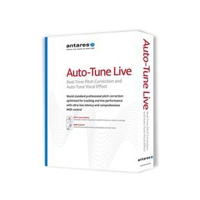 Antares Auto Tune Live Lizenzcode