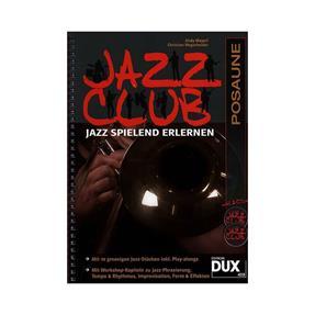 DUX Jazz Club mit 2 CDs für Posaune
