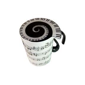 Music Sales Tasse mit Deckel