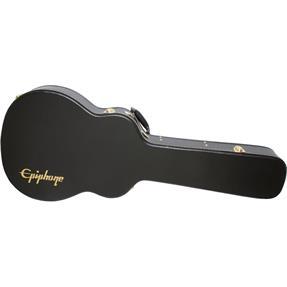 Epiphone Western-Koffer Jumbo, schwarz, Holz